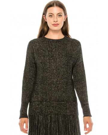 Sweater KA147-Gold