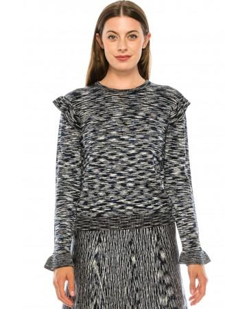 Sweater KA149-Blue