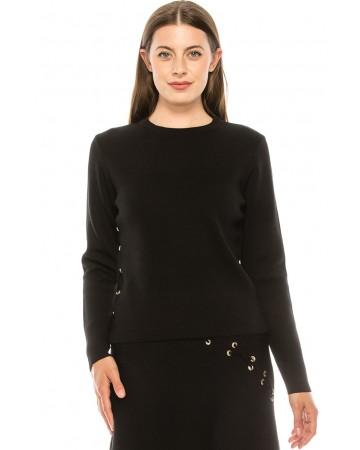 Sweater KA150-Black