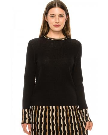 Sweater KA151-Black
