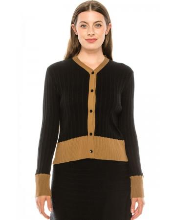Sweater KA154-Black