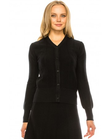 Sweater KA155-Black