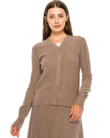 Sweater KA155-Taupe