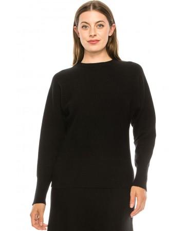 Sweater KA157-Black