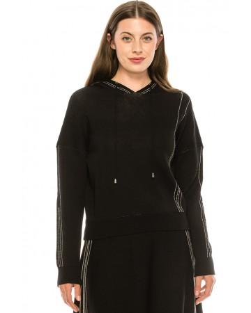 Sweater KA160-Black