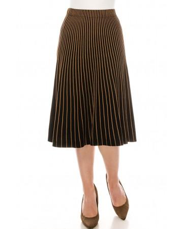Skirt SKA138-Brown