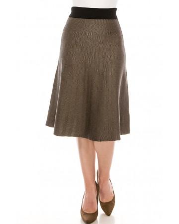 Skirt SKA141-Black