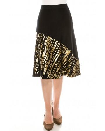 Skirt SKA143-Gold