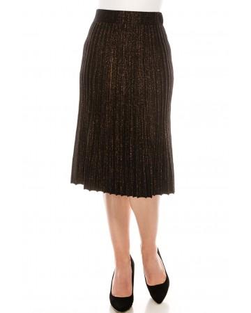 Skirt SKA147-Burg