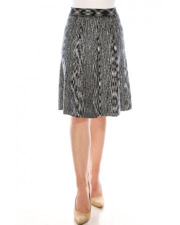Skirt SKA149-Blue
