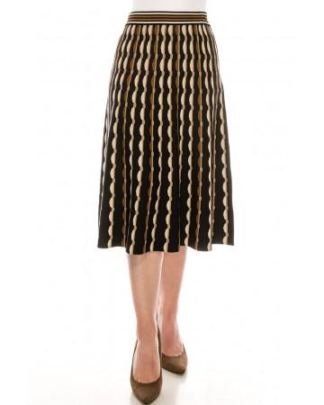 Skirt SKA151-Black