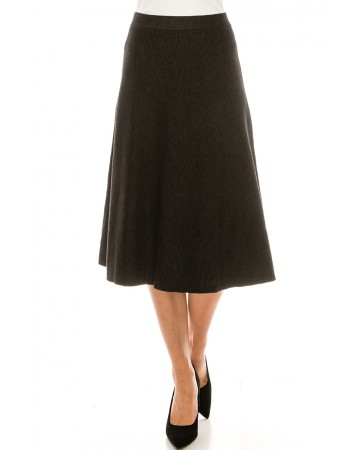 Skirt SKA157-Grey