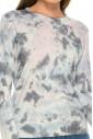 Water Color Tye-Dye Top