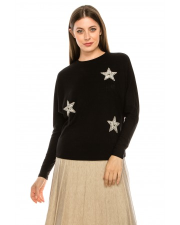Small Star Top
