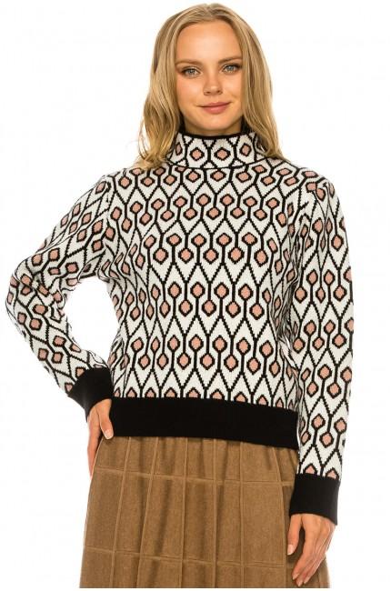Tile Sweater