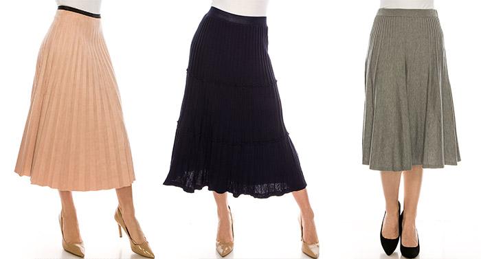 Tznius Skirts